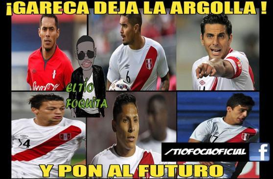 Los mejores memes tras el empate del Perú vs. Venezuela
