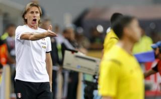 Selección peruana: errores y aciertos de Ricardo Gareca