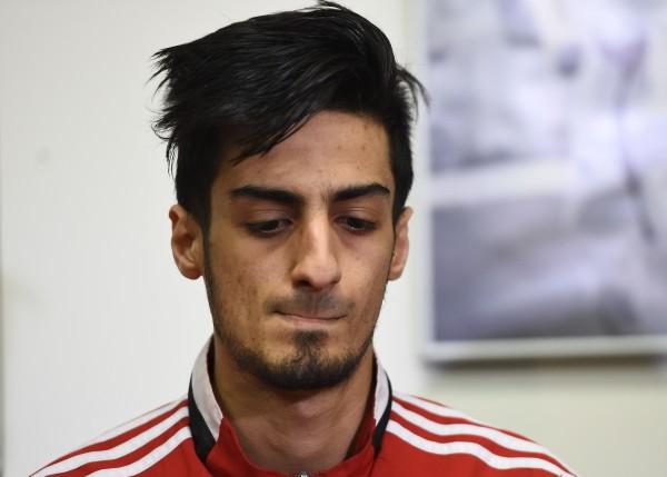 Mourad Laachraoui, hermano de unos de los terroristas suicidas de Bruselas. (AFP)