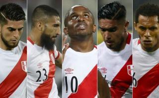 Uruguay vs Perú ¿Cómo hará Gareca con estas bajas?