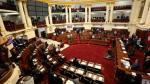 9 agrupaciones podrían perder inscripción si no pasan la valla - Noticias de gerardo tavara