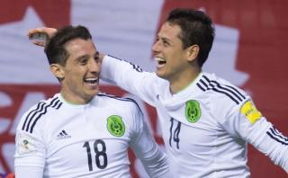 México humilló 3-0 a Canadá en las Eliminatorias de Concacaf