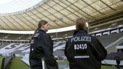 Alemania vs. Inglaterra: refuerzan seguridad en Olympiastadion