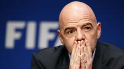 Presidente de la FIFA, sorprendido y triste por ataque en Iraq