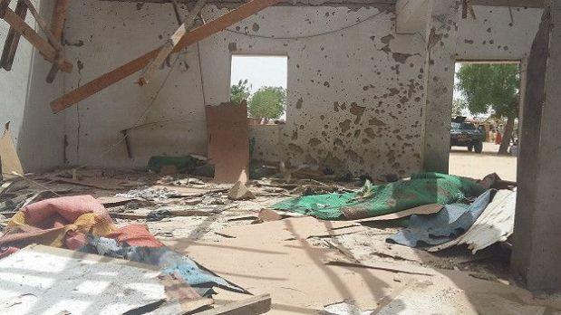 Boko Haram en Nigeria. (Foto referencial: AP)