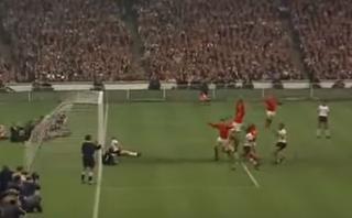 Alemania vs. Inglaterra: recuerda el partido más emocionante