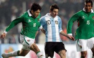 Argentina vs. Bolivia: día y hora del choque por Eliminatorias