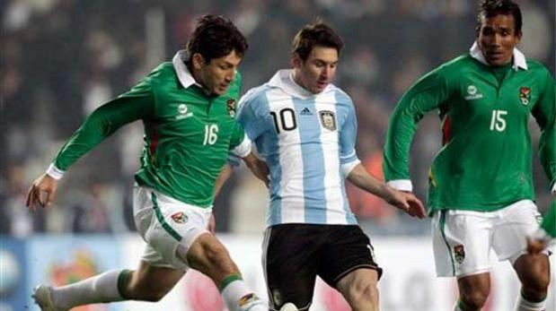 Ya no existirá el fútbol en Bolivia