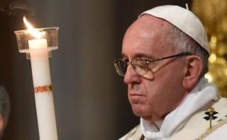 El Papa pide difundir esperanza a un mundo sediento de ella