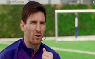"Messi: ""Cuando Cristiano ganó Balones de Oro los mereció"""