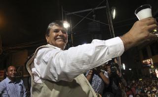 Alan García: archivaron querella por difamación contra aprista