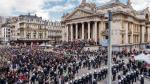 Cientos de enmascarados belgas protestaron contra el terrorismo - Noticias de laurent bruxelles