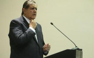 """Datum: """"Decisión del Poder Judicial sobre García no sorprende"""""""