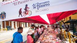Semana Santa: vecinos y turistas visitan el Centro Histórico
