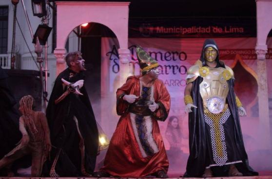 Centro Histórico: escenifican 'Vida, Pasión y Muerte de Jesús'