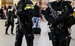 Holanda: Detienen a francés que habría planeado un atentado