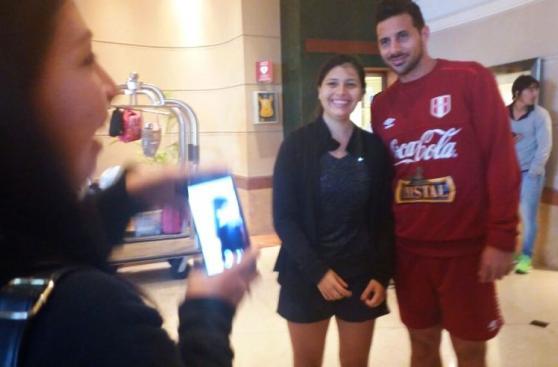 Selección peruana no pudo reconocer el Centenario [FOTOS]