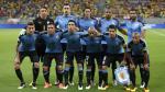 Selección uruguaya: mira el 11 confirmado que jugará ante Perú - Noticias de edinson cavani