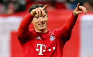 Lewandowski renovó contrato con Bayern Múnich, según prensa