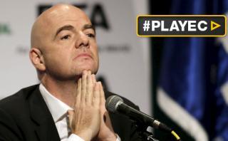 FIFA pide que el dinero de la corrupción regrese al fútbol