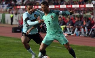 Mira el gol que marcó Cristiano Ronaldo con Portugal [VIDEO]