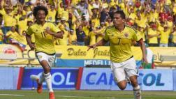 Eliminatorias: Bacca anotó golazo ante Ecuador en Barranquilla