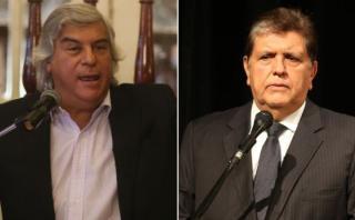 Fernando Olivera vs. Alan García: candente duelo para el debate