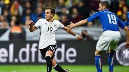 Alemania goleó 4-1 a Italia en amistoso jugado en Múnich