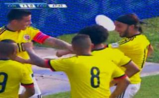 Colombia-Ecuador: gran maniobra para segundo gol de cafeteros