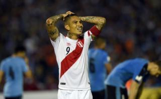 Perú no levanta: cayó 1-0 ante Uruguay en Montevideo