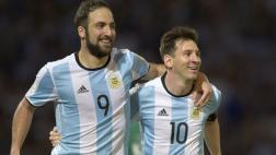 Argentina vs. Bolivia: los goles del triunfo 2-0 albiceleste