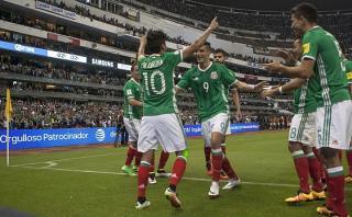 México derrotó 2-0 a Canadá por Eliminatorias de la Concacaf