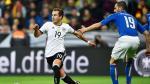 Alemania goleó 4-1 a Italia en amistoso jugado en Múnich - Noticias de manuel neur