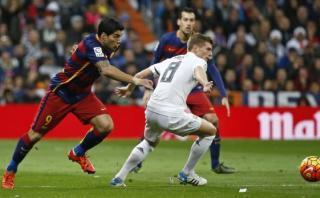 Barcelona vs. Real Madrid: día, hora y canal de clásico español
