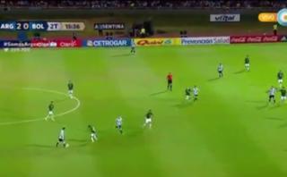 Messi y la espectacular forma en que se saca a cuatro defensas