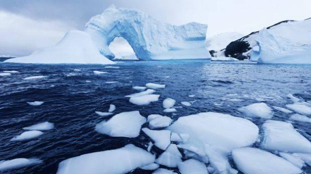Antártida: deshielo aumentará un metro el nivel del mar en 2100