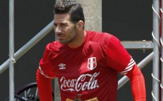 Claudio Pizarro: jugadores de Alianza Lima apoyan al delantero