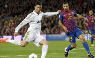 El día que Cristiano Ronaldo fue decisivo ante el Barcelona