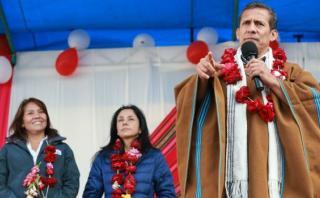 Humala: Siguiente gobierno debe llegar a 6% de PBI en educación