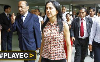 """Nadine: No recibí """"coimas ni sobornos"""" de empresas brasileñas"""