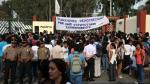 San Marcos: así se desarrolla la toma de la universidad [FOTOS] - Noticias de pedro cotillo