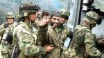 El deseo que pudo cumplir el soldado que sobrevivió en la selva - Noticias de fael