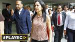 "Nadine: No recibí ""coimas ni sobornos"" de empresas brasileñas - Noticias de jorge barata"