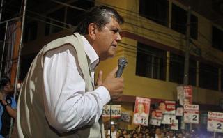 Datum: con 3,4%, Alan García sigue en el quinto lugar