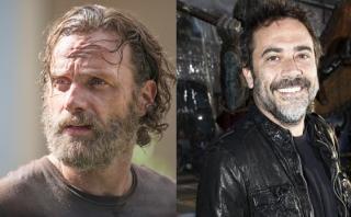 """""""The Walking Dead"""": aparición de Negan emociona a Rick Grimes"""