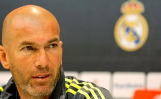 "Zinedine Zidane: ""No va a ser fácil ganarle al Real Madrid"""