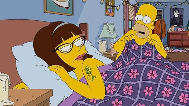 Homero ''dejará'' a Marge en la nueva temporada de los Simpson