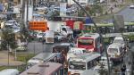Bella Unión: caos vehicular por construcción de puente [FOTOS] - Noticias de rutas alternas