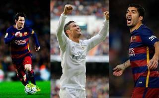 Liga BBVA: así va la tabla de goleadores del certamen