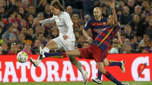 Barcelona vs. Real Madrid EN VIVO EN DIRECTO ONLINE TV: empatan 0-0 en ...